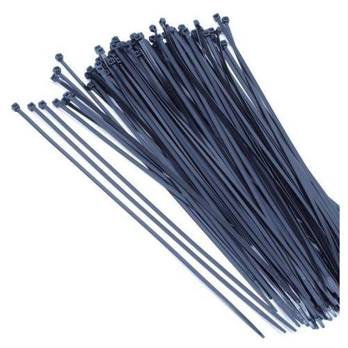 Tie ribs 370 x 4,8 zwart