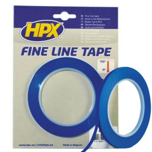 Fine line tape 9 mm x 33 m HPX