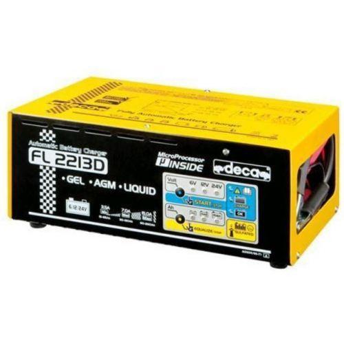 Acculader Deca 2213D 6/12/24V