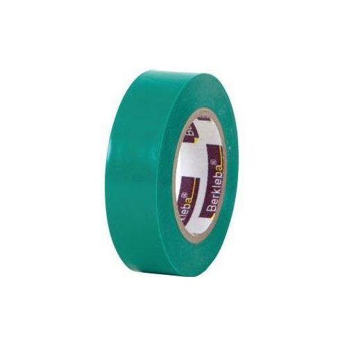 Isolatietape 19 mm groen per rol