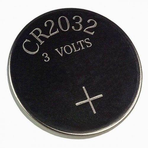 Batterij knoopcel CR2032
