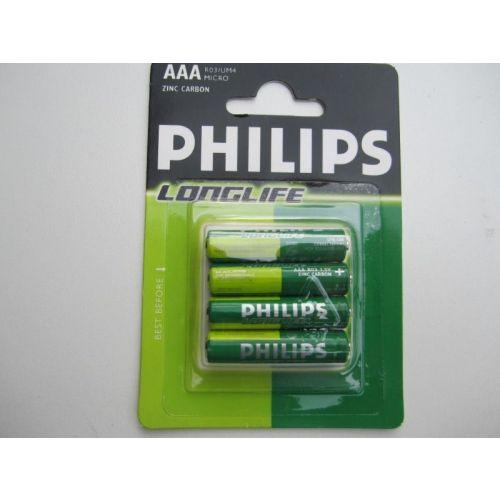 Batterij AAA Penlite Mini