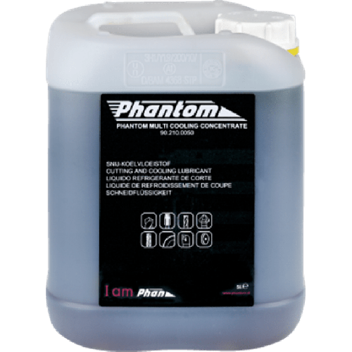 Boor-/zaagolie can 5 liter Phantom