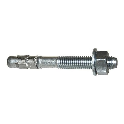 Slaganker gegalvaniseerd M12x80