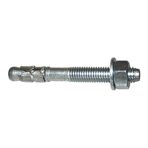 Slanganker RVS M8x70