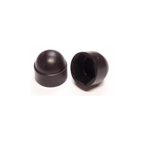 Moerkap M10 zwart