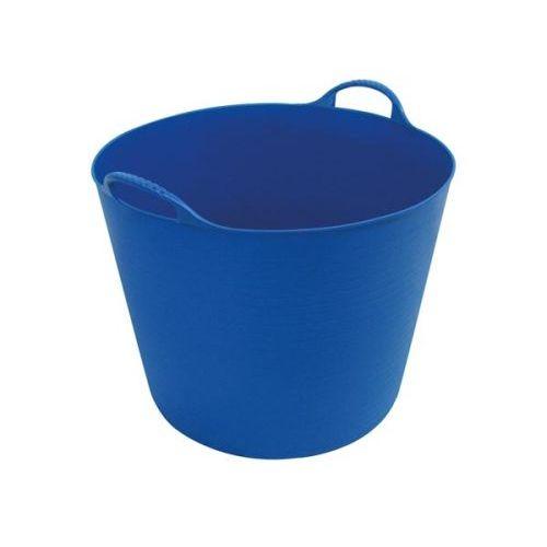 kuip flexibel 20 ltr. blauw