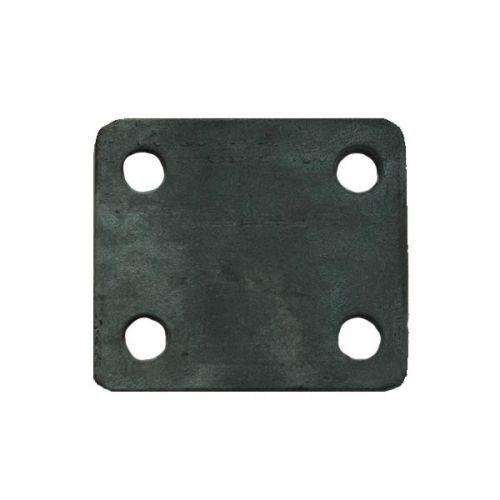 Stropplaat voor u-beugel 83 en 43 mm