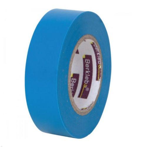 Isolatietape 19 mm blauw per rol