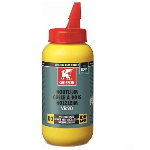 Houtlijm waterbestendig Griffon 750 gram