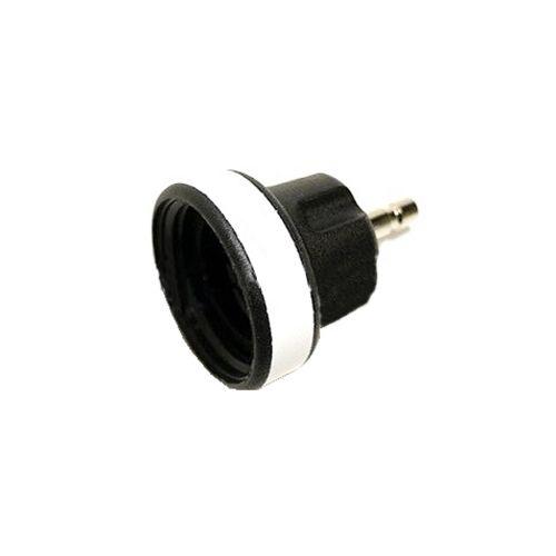Adapter voor het afpersen van koelsysteem o.a. Saab Ecopower