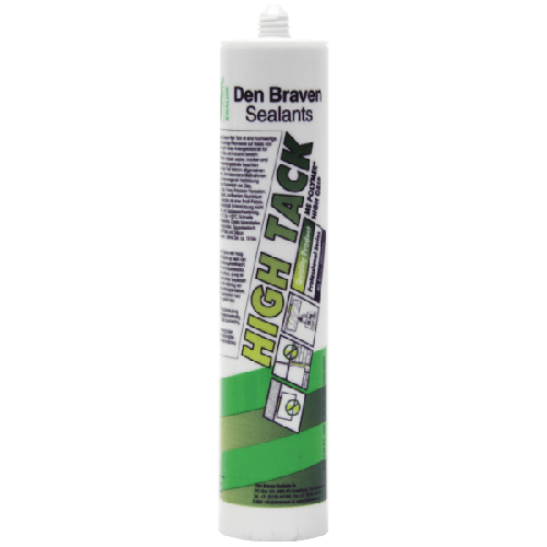 High Tack kit zwart 290 ml Zwaluw